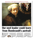Rembrandt as President